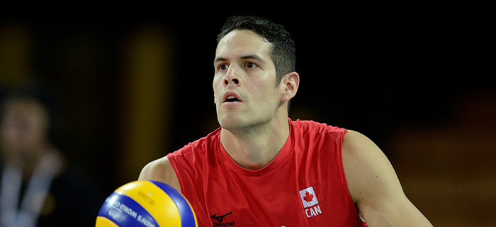 Dallas Soonias, Volleyball Star and Proud Aboriginal Canadian
