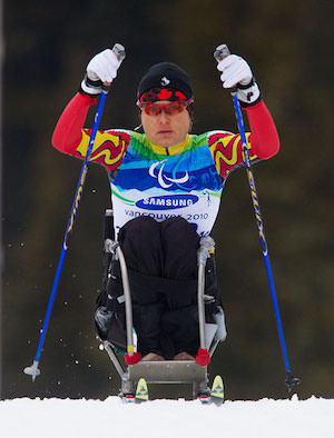 Paralympic Canadian Athlete